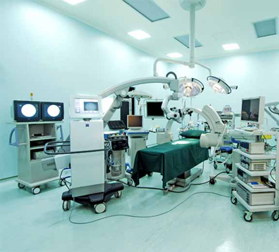 Main Medical Equipments
